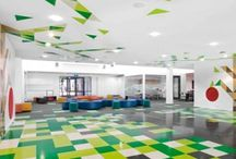 Interior Design - Schools & Education Spaces