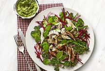 Recipes - Salads / Salad recipes and ideas to improve diet & nutrition and experience the benefits of a healthy lifestyle  www.yin.juiceplus.com