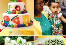Party: Hungry Caterpillar