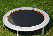 trampoline exercise