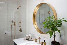 Decór banheiros / Inspirações de banheiros