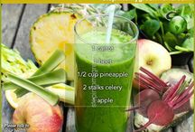 Let's liquid detox peeps! / Myself and some friends would like to try a liquid detox diet for 2 weeks consisting of only fresh juice, smoothies, shakes and soups.