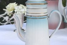 Old coffie pots / Vintage