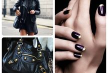Mood | Style Board / Ideas & inspiration for nails design that we get from here and there and we wanna share with you!