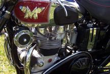Motorcycles British