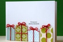 Month December Christmas Cards
