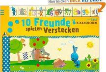 2. Geburtstag für Helena - Miffyparty / Ideen für eine Hasen-/Miffy-Party
