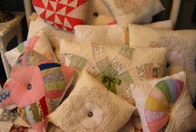 Pillows / by Quilt Baby