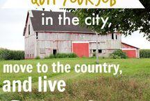 Viaţa la ţară