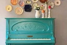Piano places / Most inspiring places to play piano