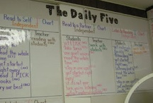 Literacy- Daily 5/ Cafe / by KinderTeacher