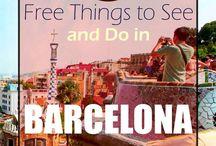 Rejser Spanien