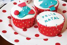 Comidinhas  / Cupcakes, docinhos, e muito mais sobre comidinhas, com receitas para você fazer em casa.