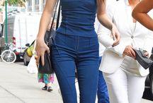 jumpsuit e abiti jeans
