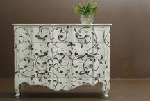 Crafts - Furniture / by Raina Daniels