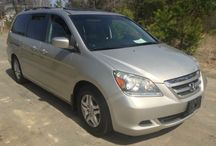 2007 Honda Odyssey EX-L Van For Sale in Durham NC at The Auto Finders