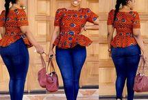 afrykańska moda