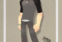 Char Design Male teens