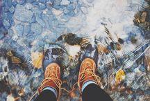 Winter & Autumn love