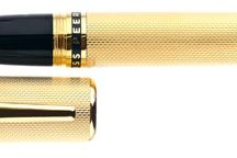 """Cross / Founded as a manufacturer of pen and pencil cases in 1846, Rhode Island-based A.T. Cross is one of the classic American fountain pen brands. While known for the wide variety of its offerings, current models such as the Peerless 125, Townsend, Sauvage, and Apogee maintain the Cross tradition for authoritative writing instruments - the Cross reputation as the """"Pen of Presidents"""" is well-earned."""