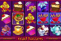 Mad Hatters / Tra i personaggi del mondo della fantasia di Voglia di Vincere, non poteva mancare il cappellaio matto. Colori frizzanti e grafica eccentrica, insieme con funzionalità bonus divertenti e 50 free spin, sono gli ingredienti vincenti di Mad Hatters, una delle slot più amate dai nostri giocatori.