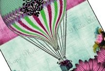 Hot Air Balloons / by KaeLynn