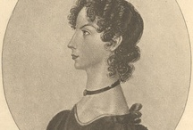 Hermanas Brontë / Charlotte, Emily and Anne
