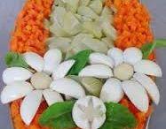 salada enfeitada