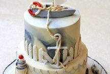 Sea-Site Cakes