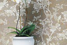 Wallpaper / Wallpaper, interior design