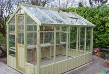 Greenhouses / Greenhouses and gardening bits and bobs. / by Greenhouse UK