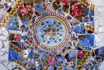 mosaic masterpieces / These mosaics are inspirational and hopefully will be instrumental in me gaining more confidence in my mosaici work