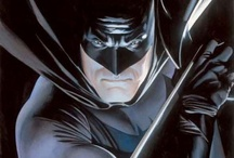 DC Comics Mythology Series / Created by DC Comics artist Alex Ross, The Mythology Series explores the inner dynamics of the Superhero characters Alex has been instrumental in developing.