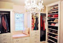 Dressing Rooms of my dreams <3