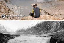 Missione Karakorum / Un progetto difficile e molto ambizioso: studiare gli effetti che 100 anni di cambiamenti climatici hanno avuto sui ghiacciai di un gruppo montuoso situato a nord ovest dell'Himalaya, il Karakorum. Come? Ripetendo esattamente le foto scattate un secolo fa dalla spedizione alpinistica e scientifica guidata in questi impervi luoghi dal Duca degli Abruzzi. Ad averlo voluto e condotto è Fabiano Ventura, fotografo e alpinista di grandi capacità ed esperienza. Solo su www.youdoc.it