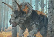 animaux préhistorique
