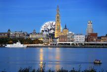 Antwerp Belgium / The diamond capital of the world