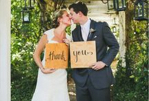 Thank You - Bridal Ideas / How to say thank you on and after your wedding day