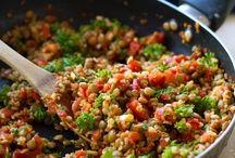 Comida saudável : lentilhas