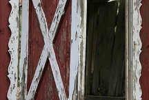 Barns / All types of cool barns....old and new. Inspiration for your barn.