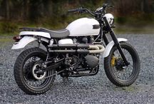 Motorcycle | Scrambler / by R. Smith