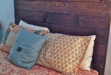 Bedroom makeover / by Brittany Arellano