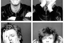 people | bowie / by Luiza Noce