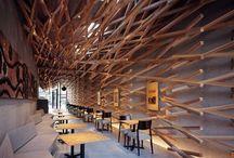 Kafe Mobilyaları ve Dekorasyonu - Cafe Furniture and Decoration