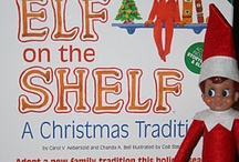 Elf on the Shelf ideas we love! / by The Basketry