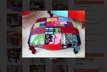 Лоскутное шитье (patchwork)