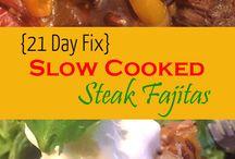 21 Day Fix ideas / by Annamarie Jump
