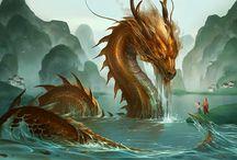 Ash's Dragon