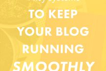 Blogging Schedule / Here you'll find blogging schedule guides and tips, to maximize your blog content, social media promotions, email marketing & blogging analysis.