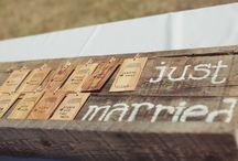 Wedding ideas / Decoration, invitation, hair, dress and any ideas! / by Ailin Martinez
